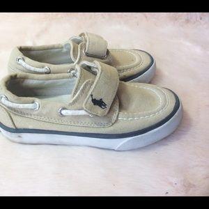Polo Ralph Lauren boys loafers